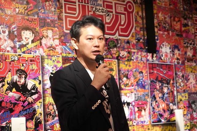 'Otona no Jump Sakaba' Gathers Three Generations of Jump Chiefs for Grand Opening