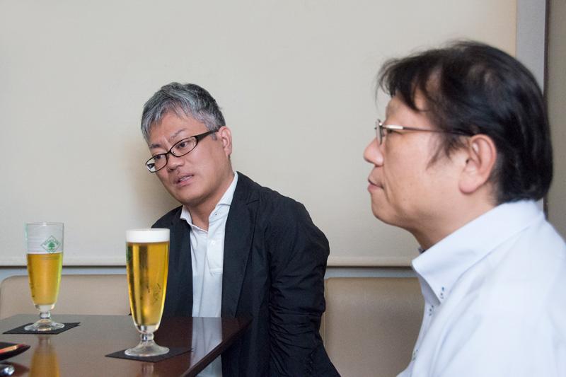 Takekawa Shingo interview
