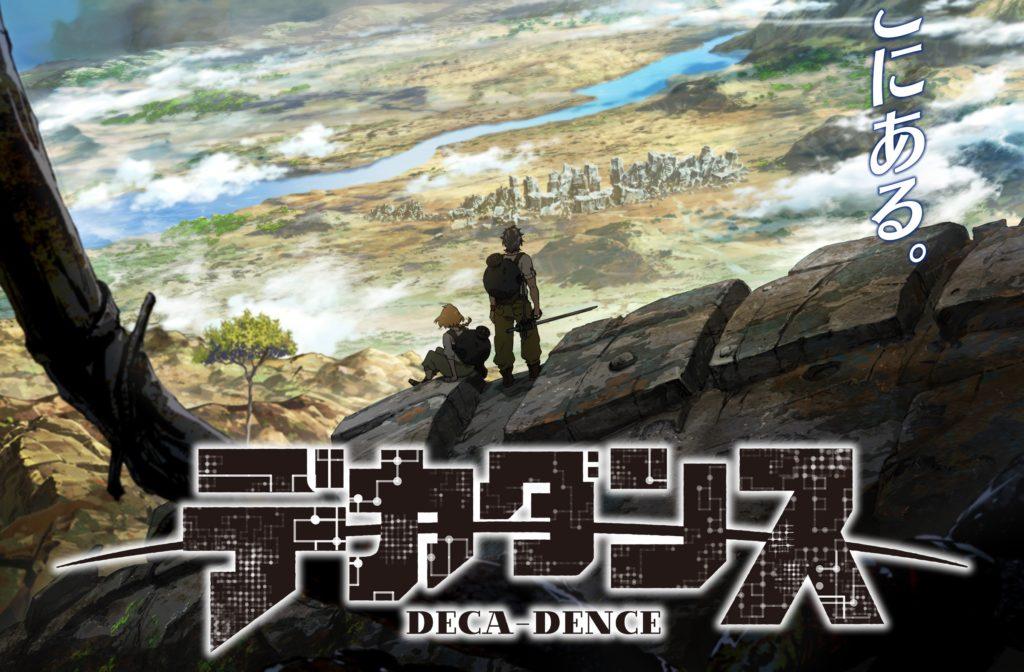 'DECA-DENCE' Marks Director Yuzuru Tachikawa's Long Awaited Return to Original TV Anime