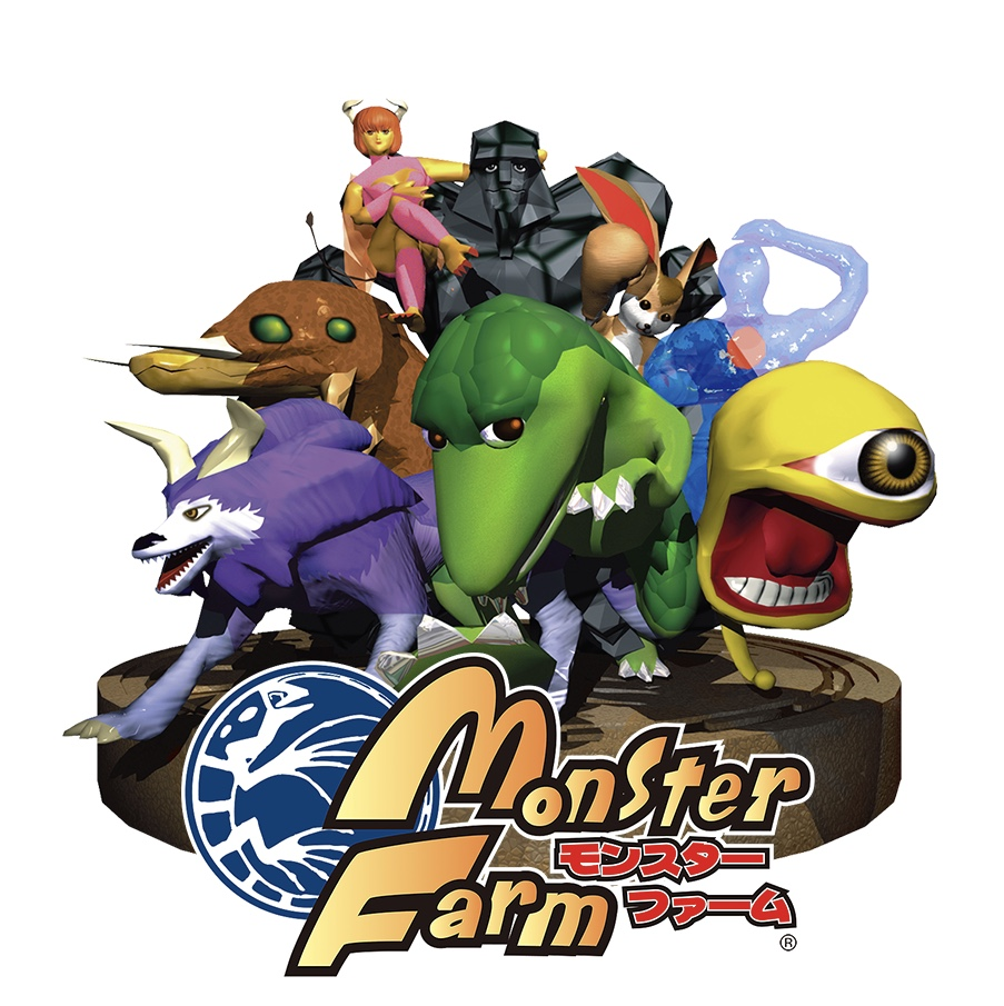 Monster Rancher Coming to Switch and Mobile, Retaining its Unique Monster Generation Mechanics