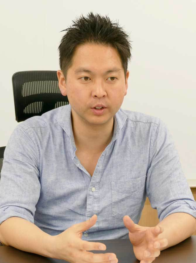 Hiroshi Kase interview