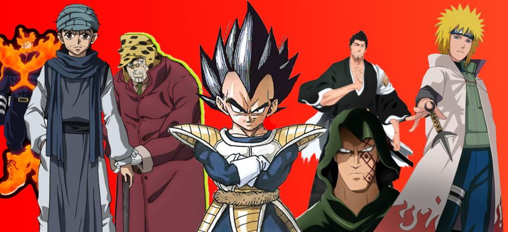 Blood Runs Hot: The Many Dads Of Shonen Jump