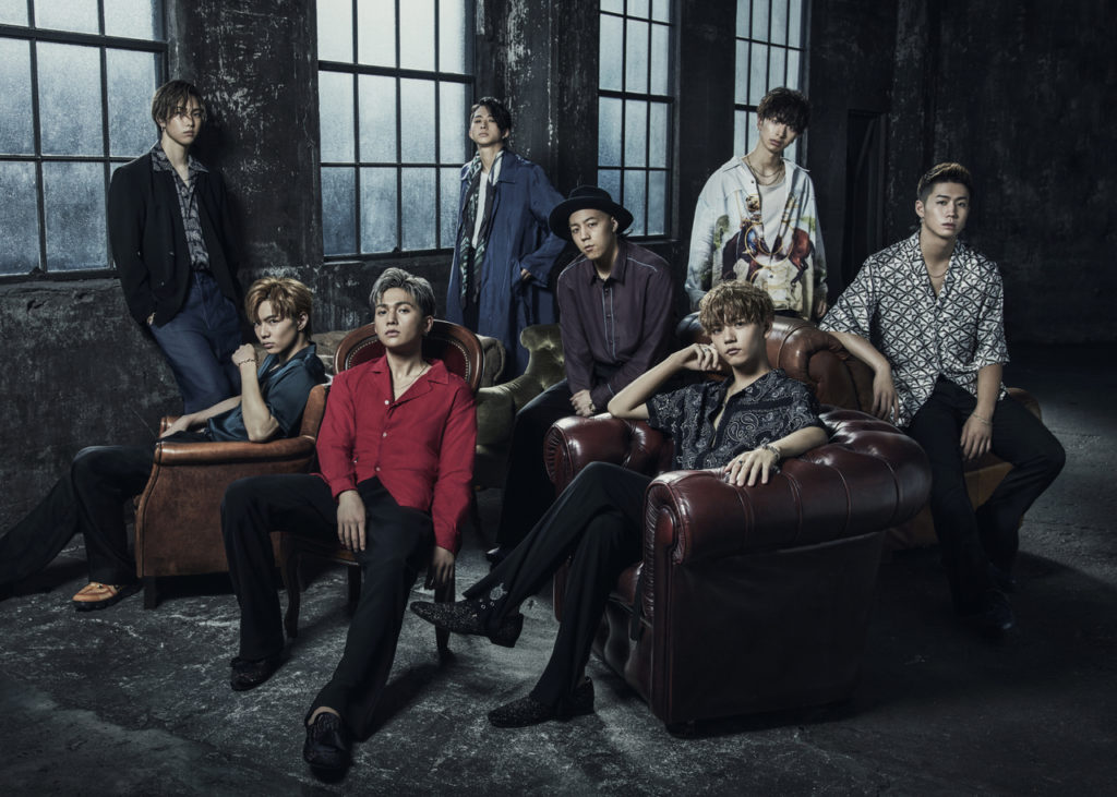 FANTASTICS from EXILE TRIBE Release Love-Fuelled New Single, Dear Destiny