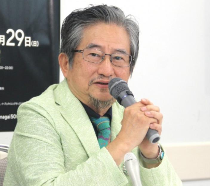 Go Nagai Sticks by 'Harenchi Gakuen' Despite Controversy at 50th Anniversary Exhibition