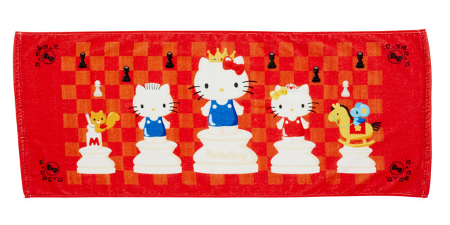 Hello Kitty Chess