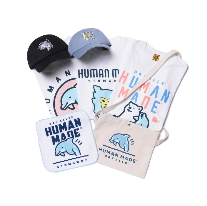 HUMAN MADE x Reo Sano from GENERATIONS Collab Comes To Laforet For A Limited Time