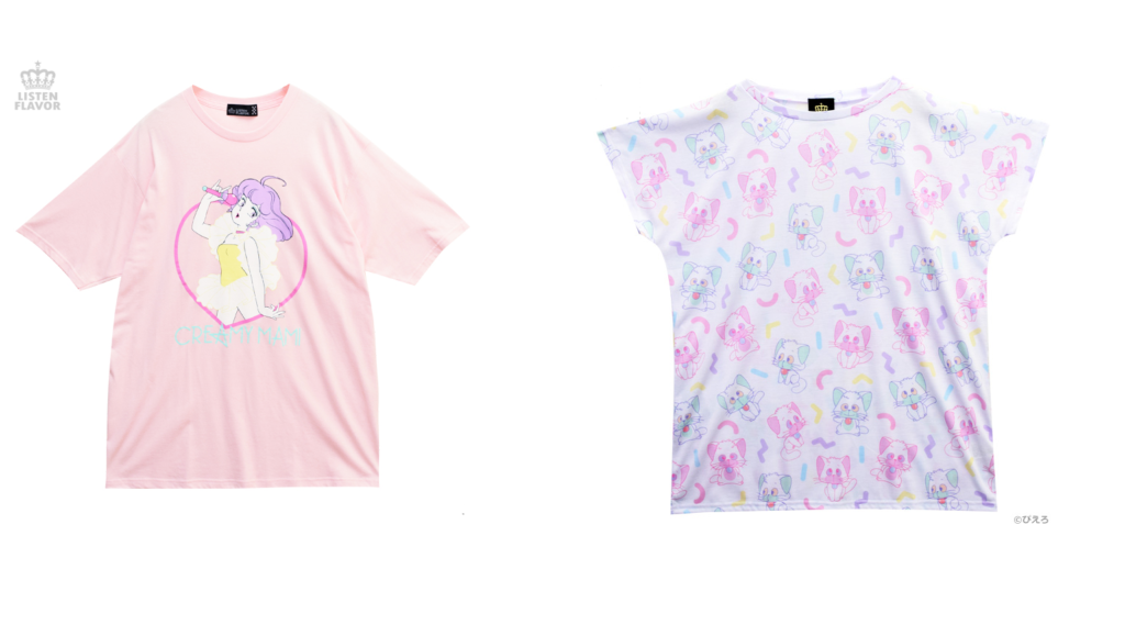 Listen Flavor x Creamy Mami Collab Is Bold and Adorable