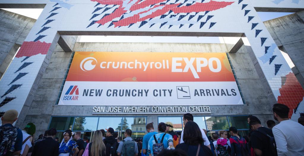 Crunchyroll Expo 2019