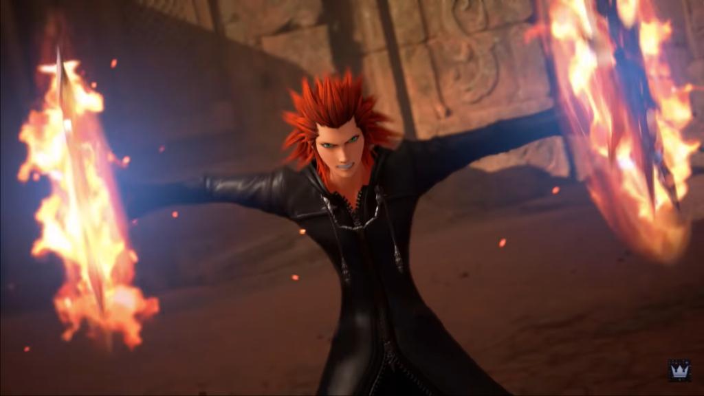 Kingdom Hearts III: ReMIND DLC Gets Trailer