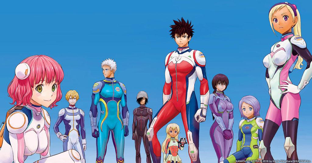Jump Plus Celebrates 5th Anniversary With Free Manga