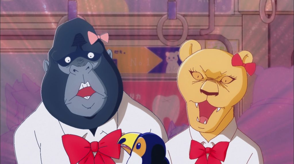Africa Salaryman Episode 1 Impressions: Abstract African Safari Delivers on Humor and Character