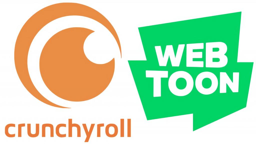 Crunchyroll WEBTOON partnership