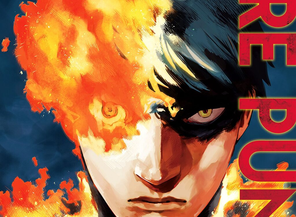Fire Punch volume 1 manga