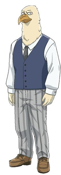 Aoba from manga BEASTARS