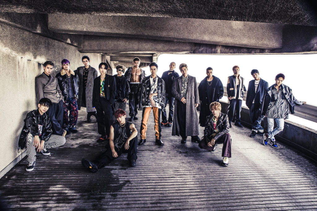 THE RAMPAGE from EXILE TRIBE Drop Latest Album, The Riot, on Streaming Services