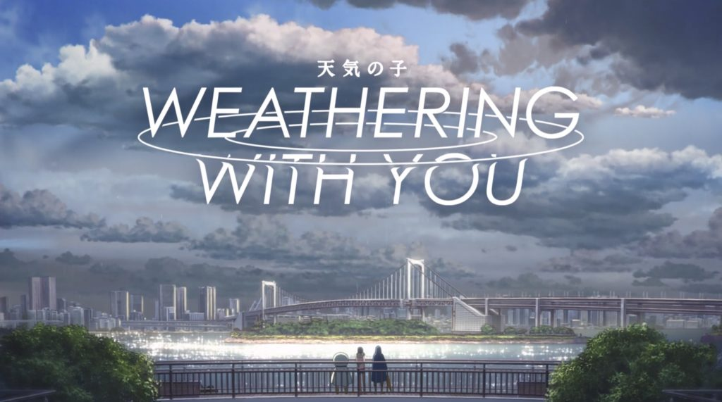 Weathering With You, Promare Eligible for Nomination for Best Animated Film at 2020 Oscars