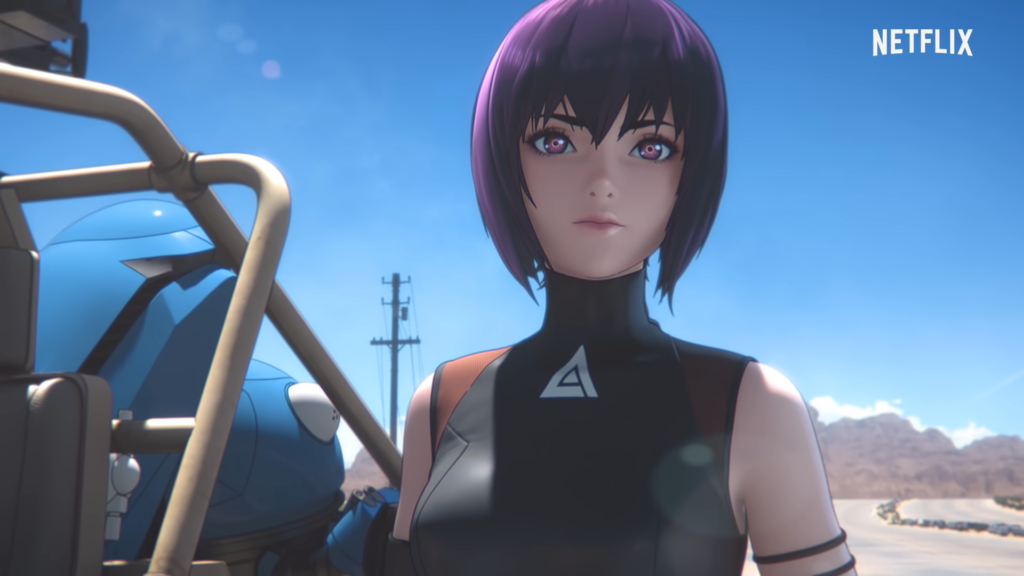 Our Hopes For Ghost In The Shell: SAC_2045
