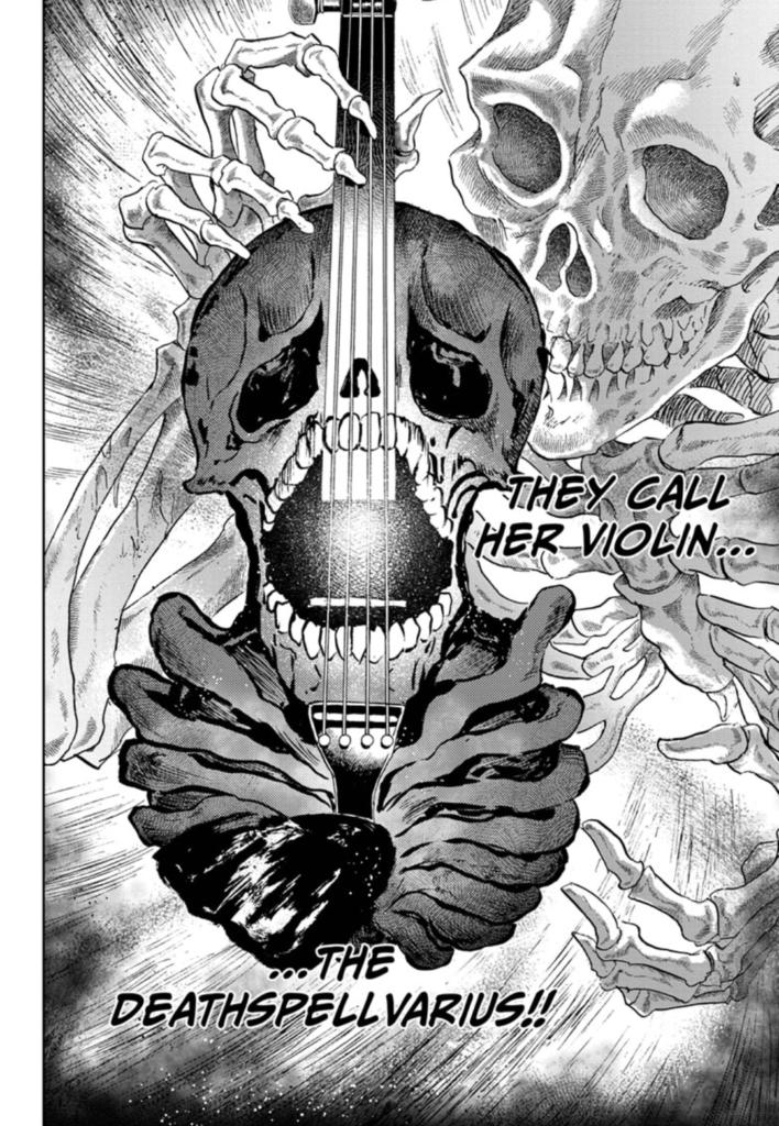 Death metal shoujo Yui Kamio Lets Loose manga