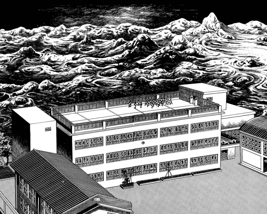 Why The Drifting Classroom Is The Definitive Classic Horror Manga