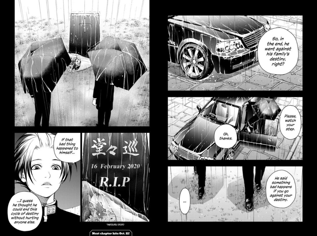 Double Taisei chapter 20