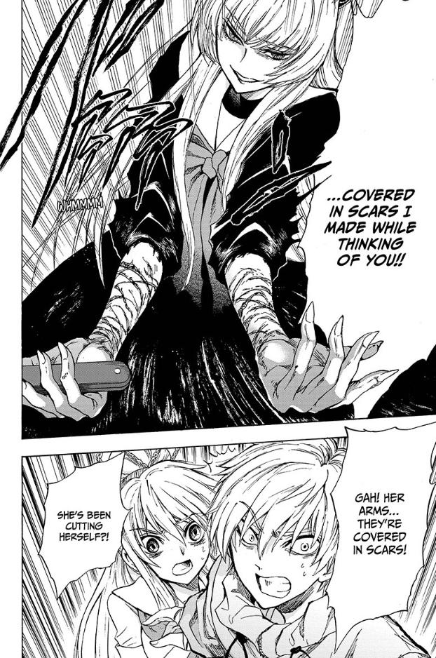 Honoka Awadama from manga Yui Kamio Lets Loose
