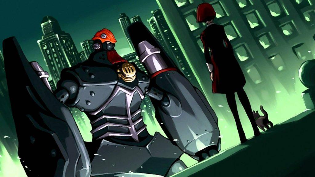 The Big O anime