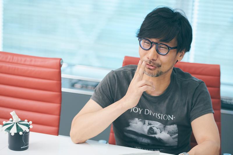 Hideo Kojima x No Guns Life