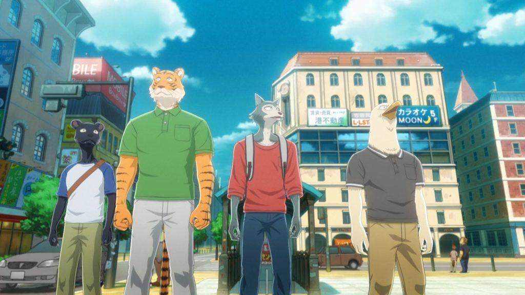 BEASTARS Episode 6 anime screenshot