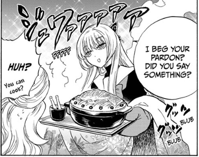 Yui Kamio chapter 37