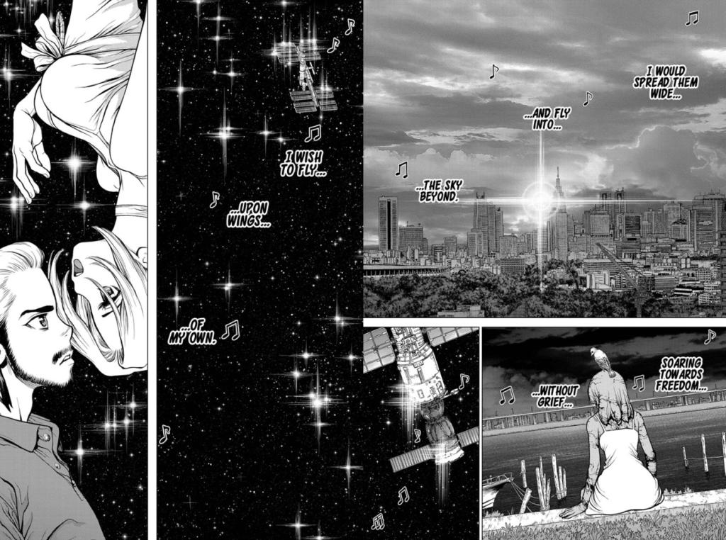 Dr. STONE Reboot: Byakuya chapter 3