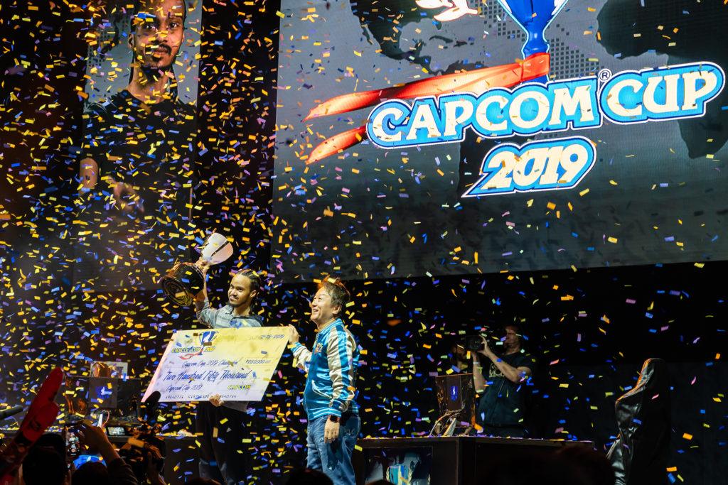 Capcom Cup 2019 - iDom & Yoshinori Ono