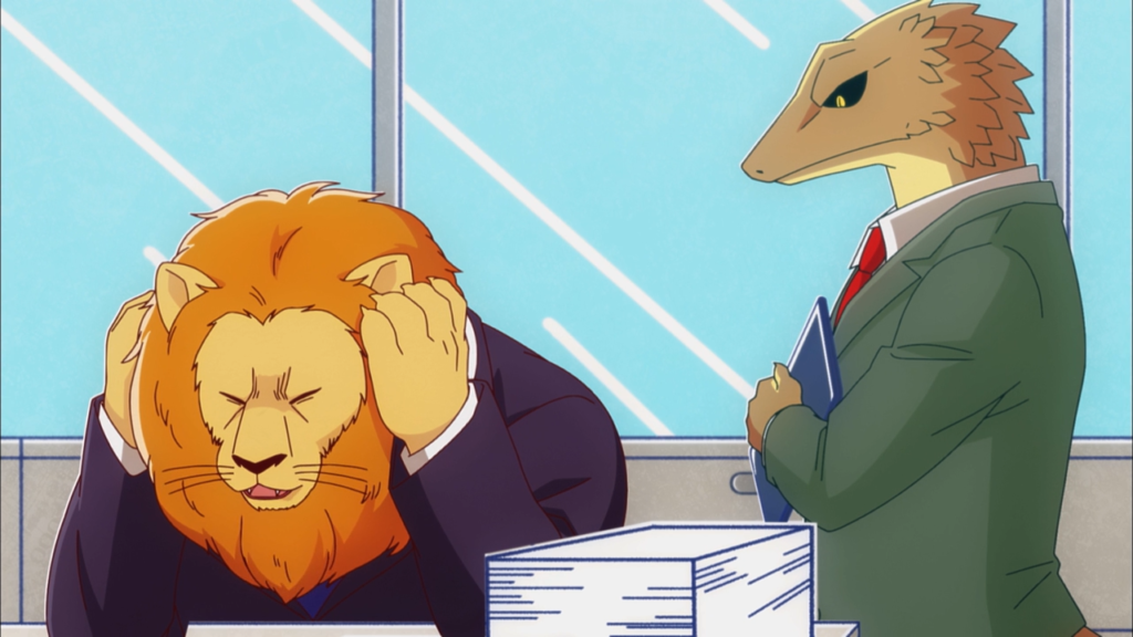 Africa Salaryman Series Review: Ruing Lost Potential at the Series' Climax