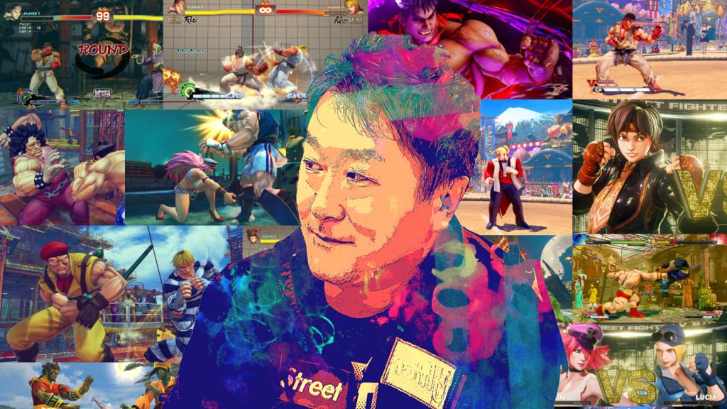 Yoshinori Ono Interview