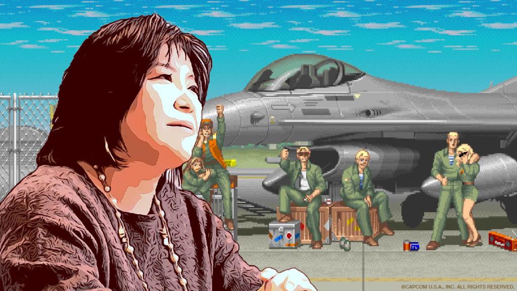 Interview with Yoko Shimomura