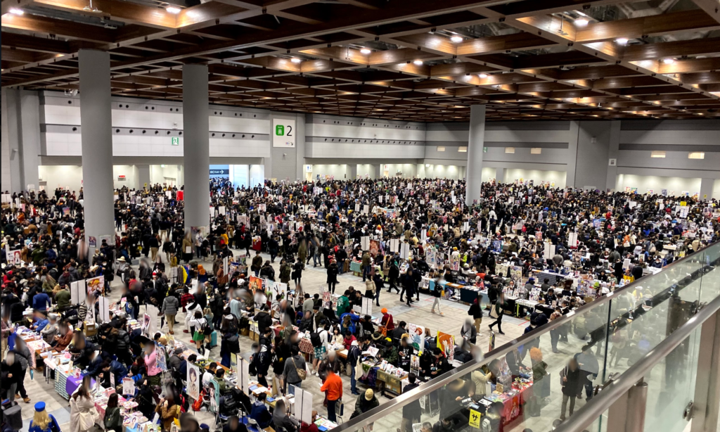 Comiket 97 Day 1