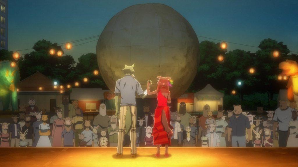 BEASTARS Episode 12