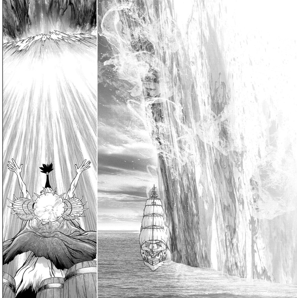 Dr. STONE chapter 134