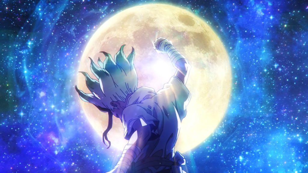 Dr. STONE anime OP 2