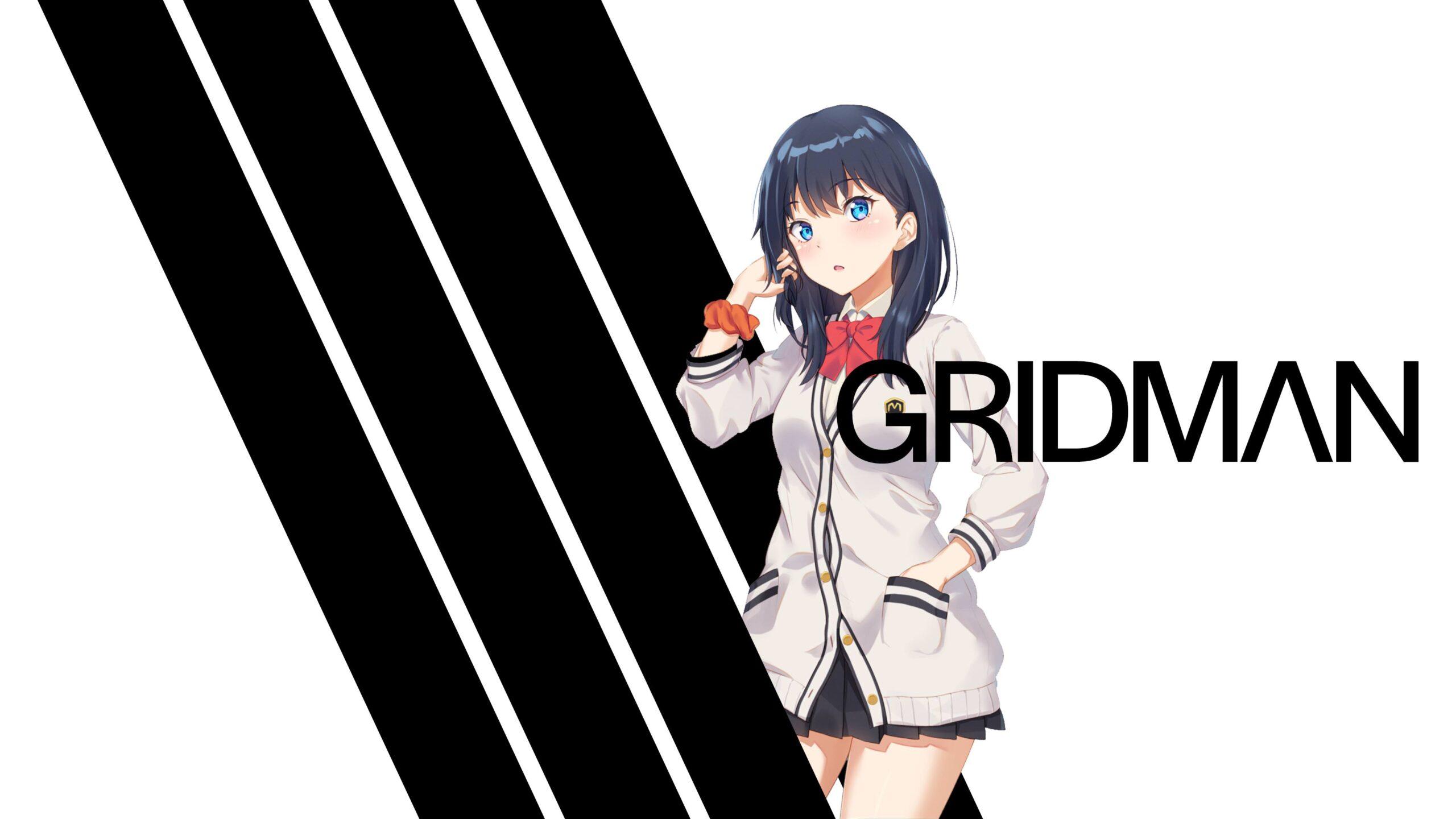 Rikka from Gridman