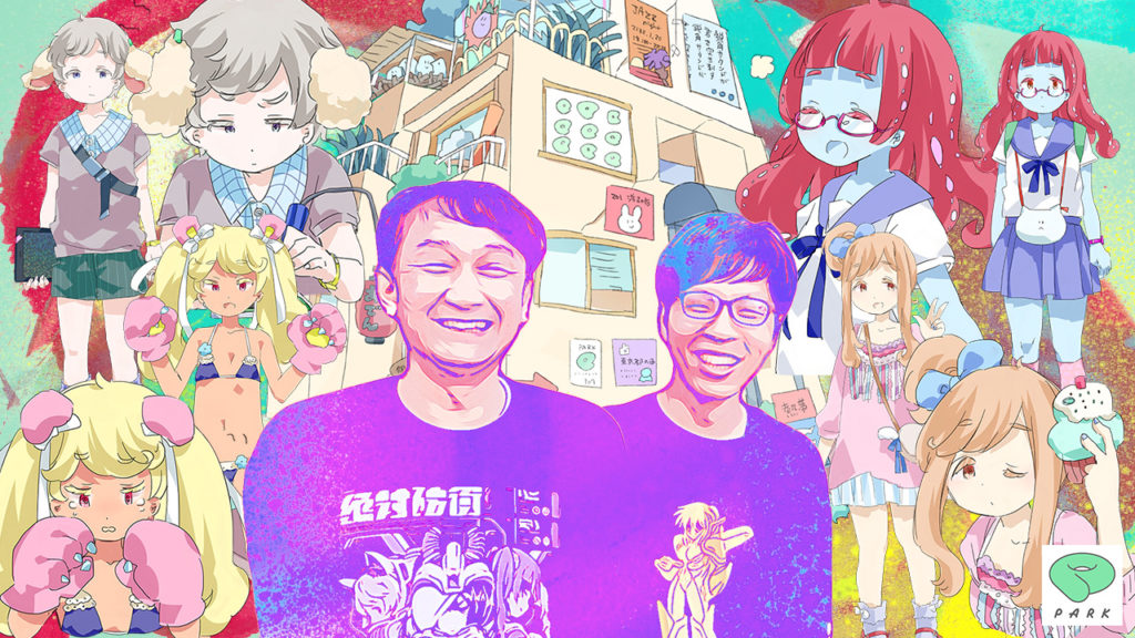PARK Harajuku Interview