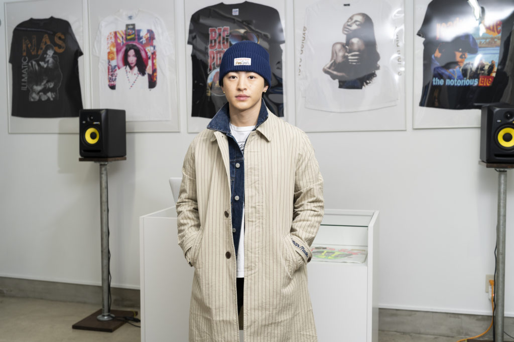 REO SANO of GENERATIONS from EXILE TRIBE