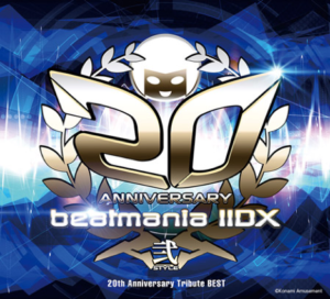 beatmania IIDX 20th Anniversary Cover
