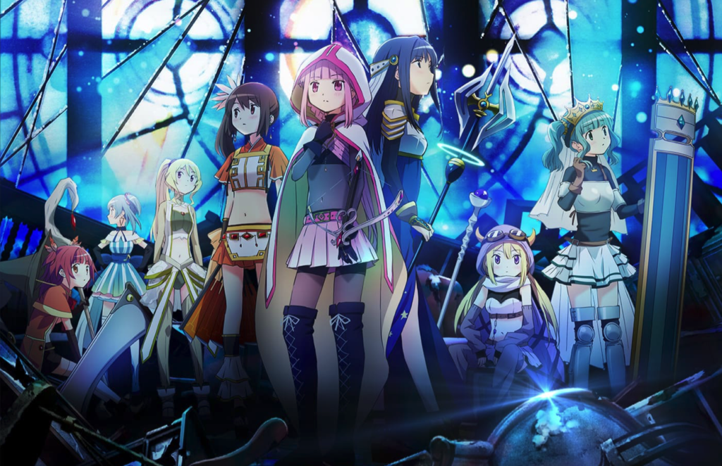 Previewing Magia Record: Puella Magi Madoka Magica - A Magical Girl Story By and For a New Generation of Fans