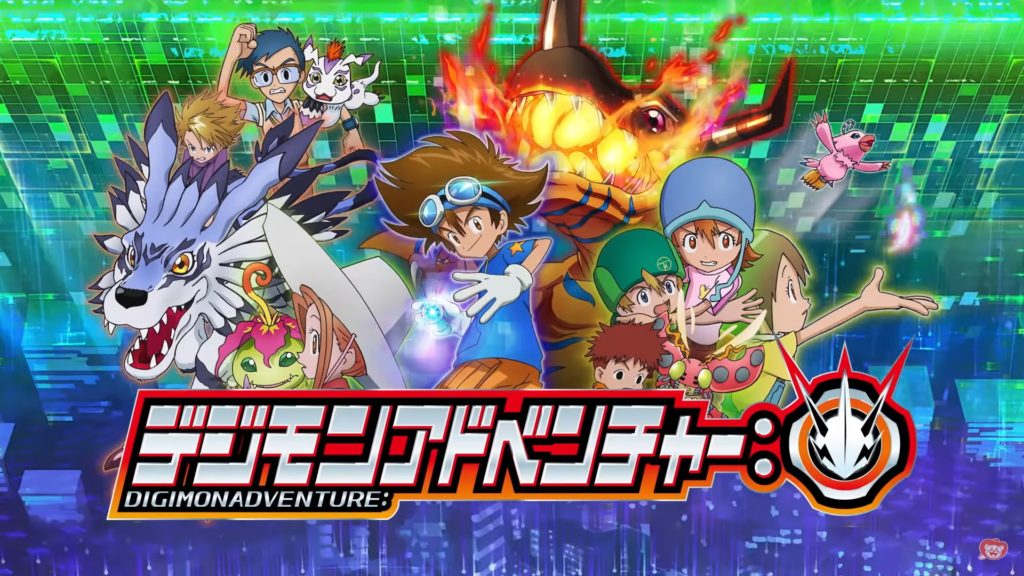 The Original Digimon Gets Modern Reimagining This April