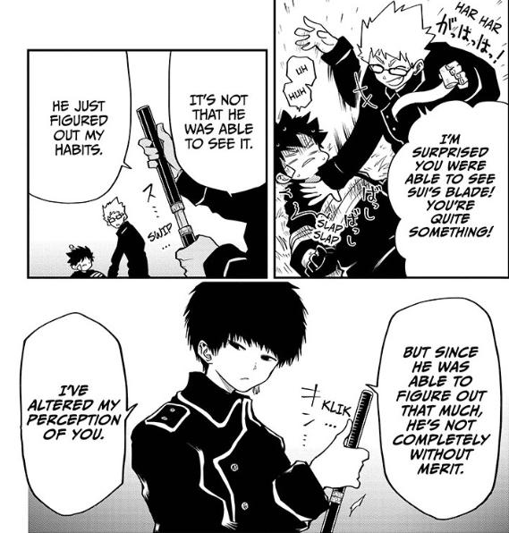 Mission: Yozakura Family chapter 20