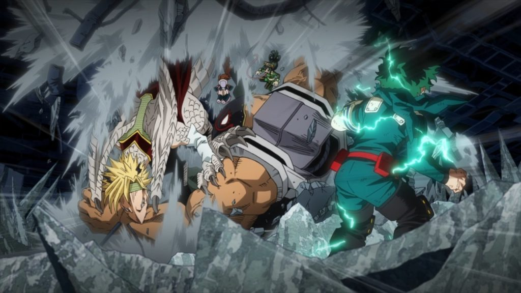 My Hero Academia 4 Episode 13