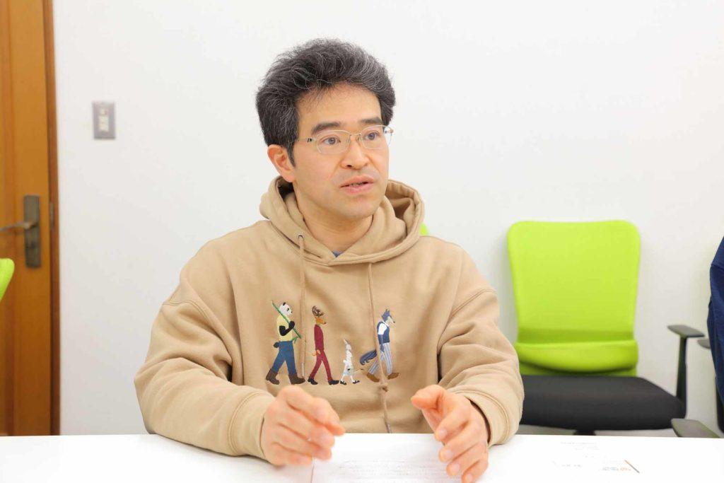 Interview With Kiyotaka Waki, Shinichi Matsumi, and Eiji Inomoto of Studio Orange