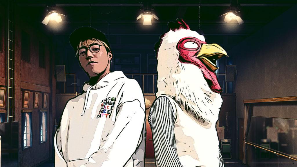 SEKAI and Paru Itagaki