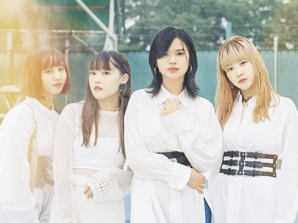 Interview with Japanese rock band GIRLFRIEND