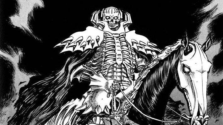Berserk - Skull Knight